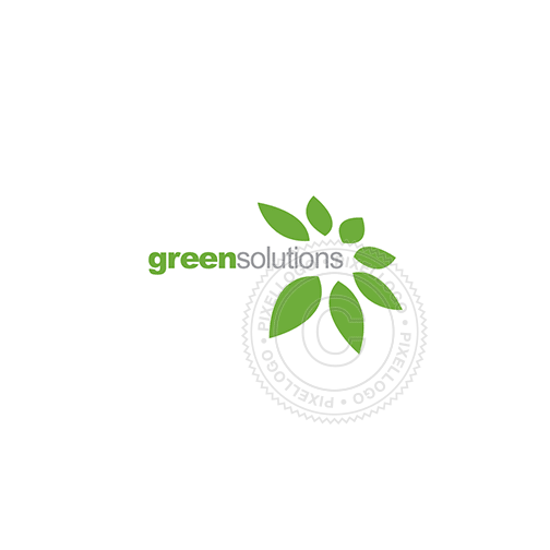 Green Recycling Solutions - Pixellogo