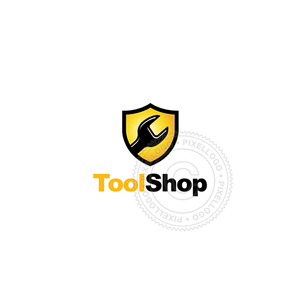 Auto Mechanic Shop - Pixellogo