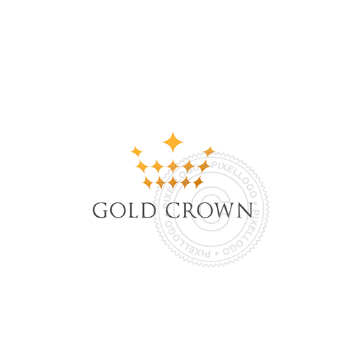 Golden Diamond Crown