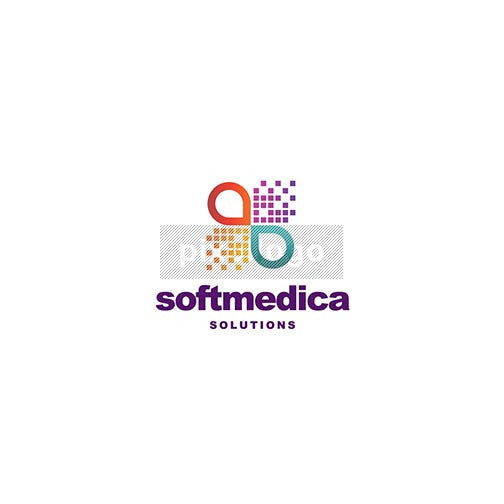 Medical Lab Logo - pixellogo