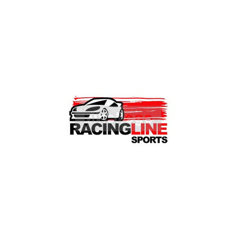 Racing Line Logo - Car Drifting - pixellogo
