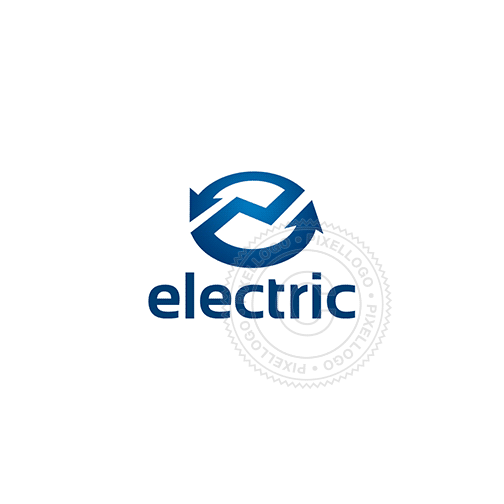 Electric Power - Pixellogo