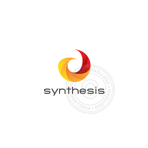 Color Synthesis - Pixellogo