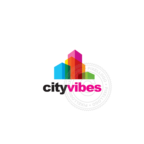 City Development - Pixellogo