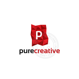 Red Flag Creative - Pixellogo