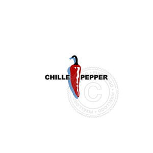 Red Pepper - Pixellogo
