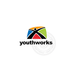 Youth Help Organization - Pixellogo