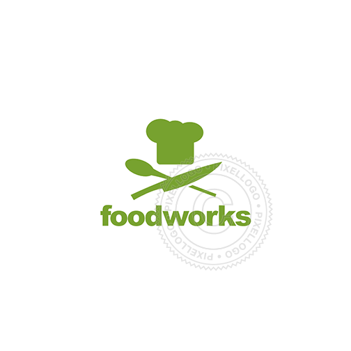kitchenware Shop - Pixellogo