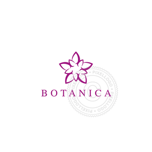 Botanical Shop-Logo Template-Pixellogo