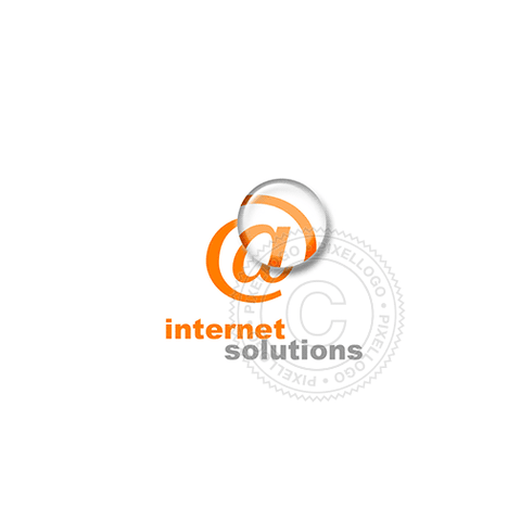 Internet Solutions - Pixellogo