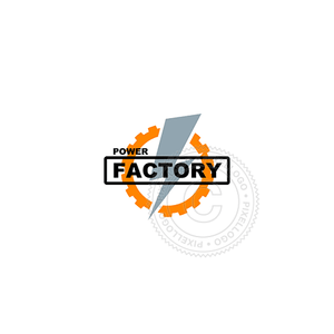 Power Factory - Pixellogo