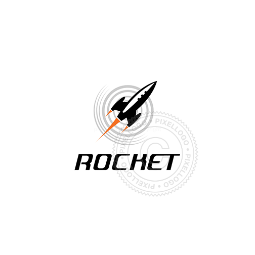 Space Travel-Logo Template-Pixellogo