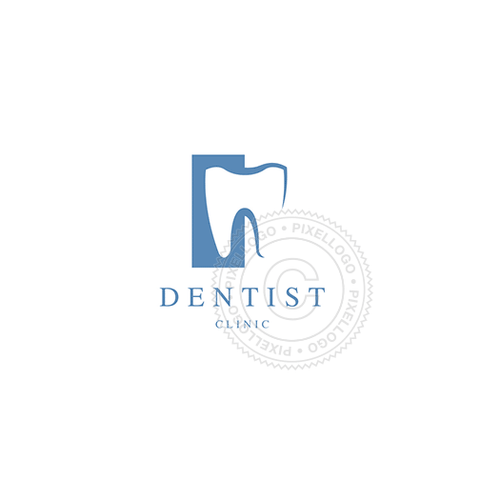 Dental Clinic - Pixellogo
