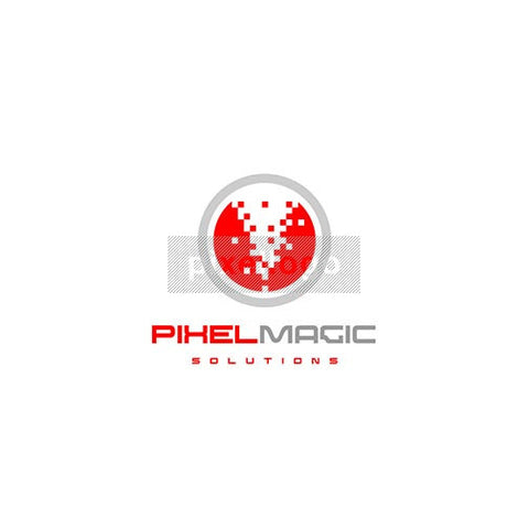 Pixel Magic - Pixellogo