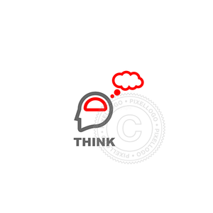 Think Tank-Logo Template-Pixellogo