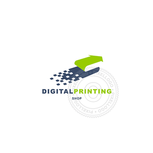 Digital Printing Shop - Pixellogo
