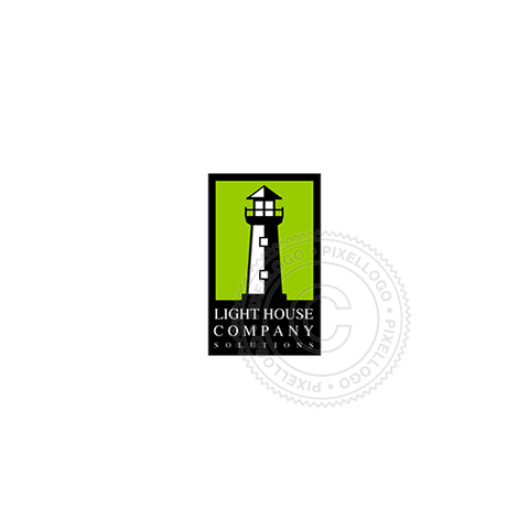 Lighthouse Book shop - Pixellogo