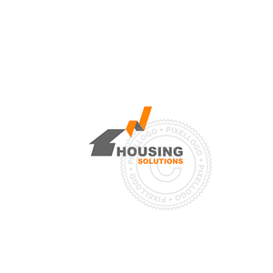 Housing Market - Pixellogo