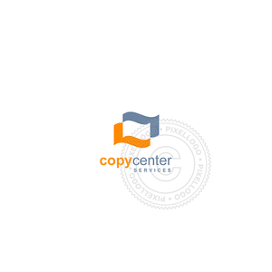 Photo Copy Centre-Logo Template-Pixellogo