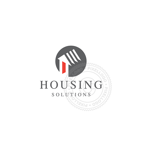 Construction Solutions-Logo Template-Pixellogo