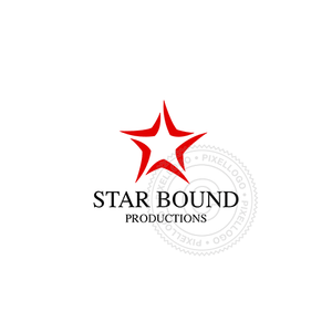 Red Star Productions - Pixellogo