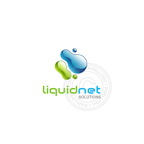 Liquid Labs - Pixellogo