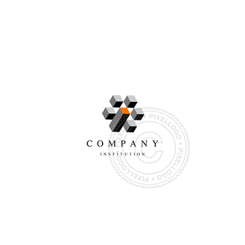 Packing and Shipping-Logo Template-Pixellogo