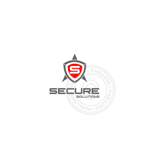 Space Technology-Logo Template-Pixellogo