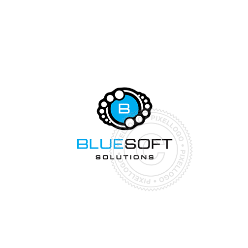 Step Animation-Logo Template-Pixellogo