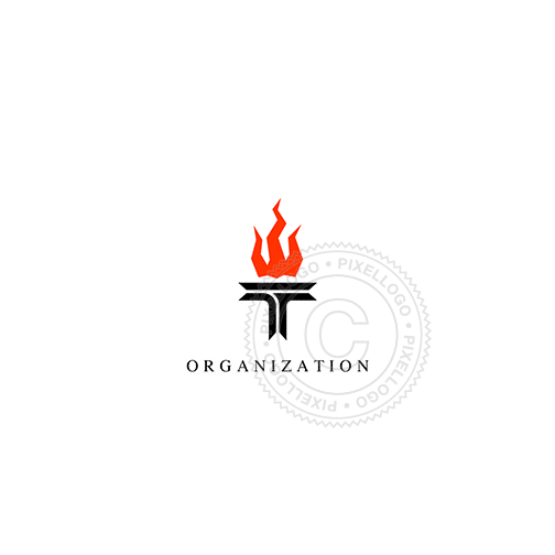 Charity Group-Logo Template-Pixellogo