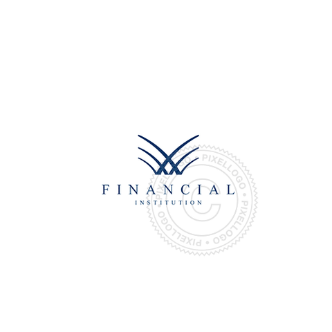 Financial Planners - Pixellogo