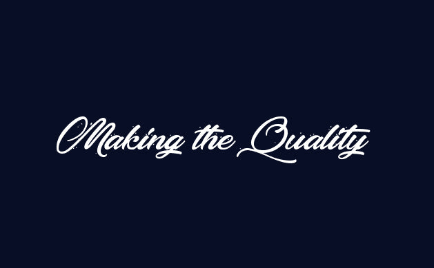 Making the quality free font