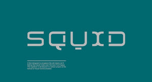 Squid Display Free Font