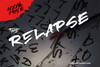 RElapse free font