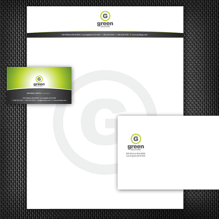 Stationery-005 - Pixellogo