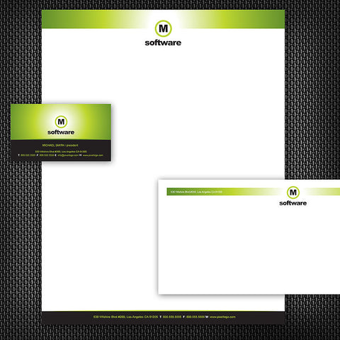 Stationery-007 - Pixellogo