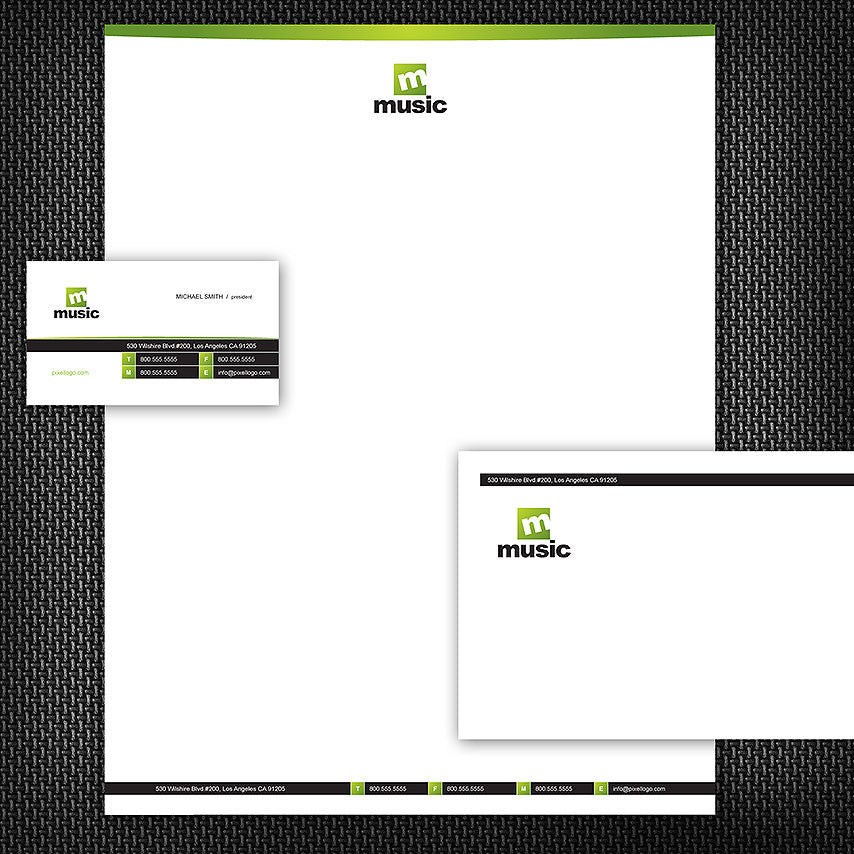 Stationery-008 - Pixellogo