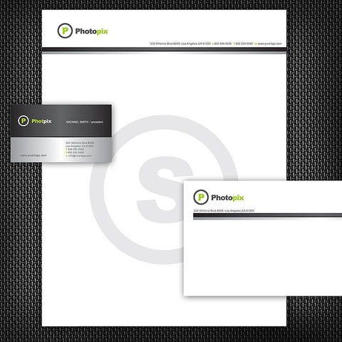 Stationery-009 - Pixellogo