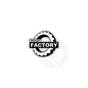 Design Factory - Pixellogo