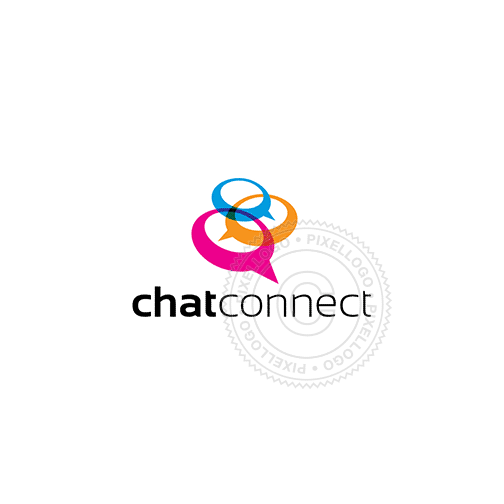 Chat Sessions - Pixellogo