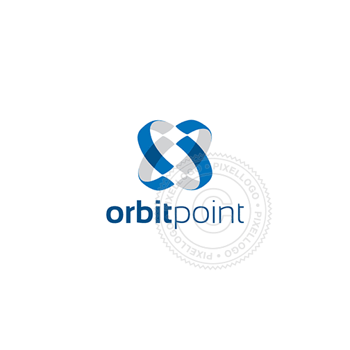 Global Orbit Logo - Pixellogo