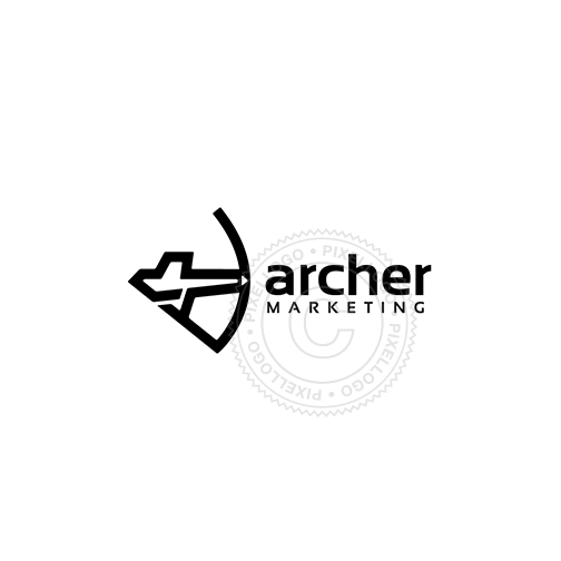 Archer Marketing logo - Pixellogo