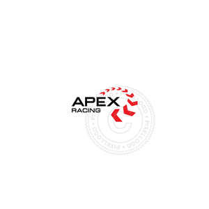 Racing Apex - Pixellogo