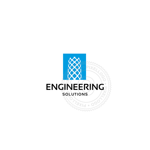 Engineering Solutions - Pixellogo