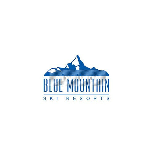 Mountain Peak - Pixellogo