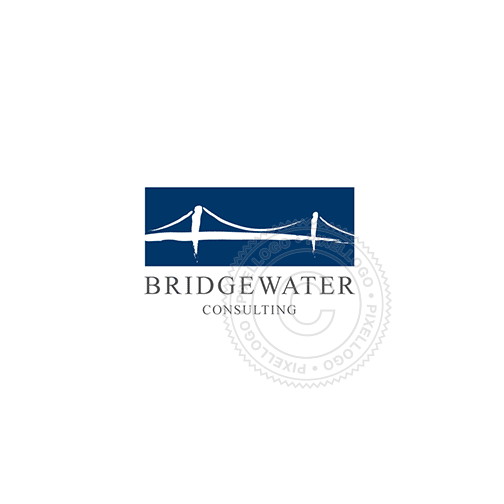 Bridge Water - Pixellogo