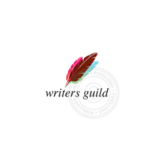 Writers Group - Pixellogo