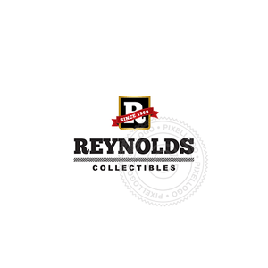 Collectible Shop - Pixellogo