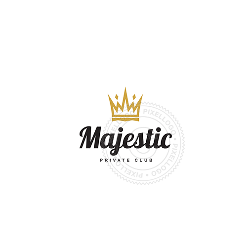 Majestic Gold Crown logo-2480