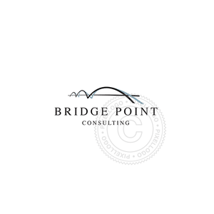 Bridge Consulting-Logo Template-Pixellogo